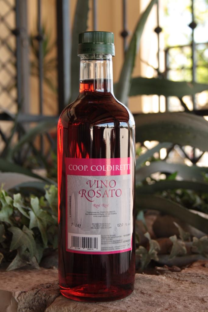 Vino Rosato Sangiovese